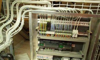 Установка системы «Умный дом» – вилла в Женеве