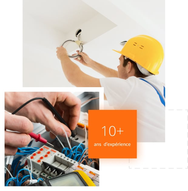 Услуги электромонтажа в Женеве