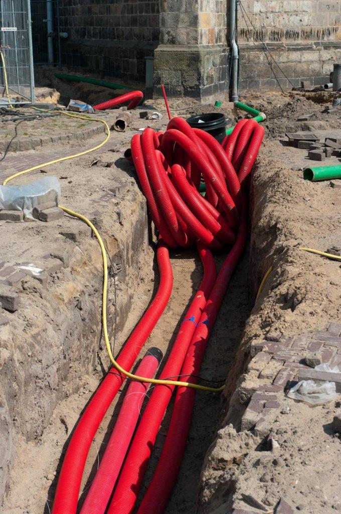 Требования к подземной электропроводке