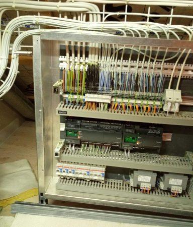Installation du système « Smart Home » dans une villa à Genève