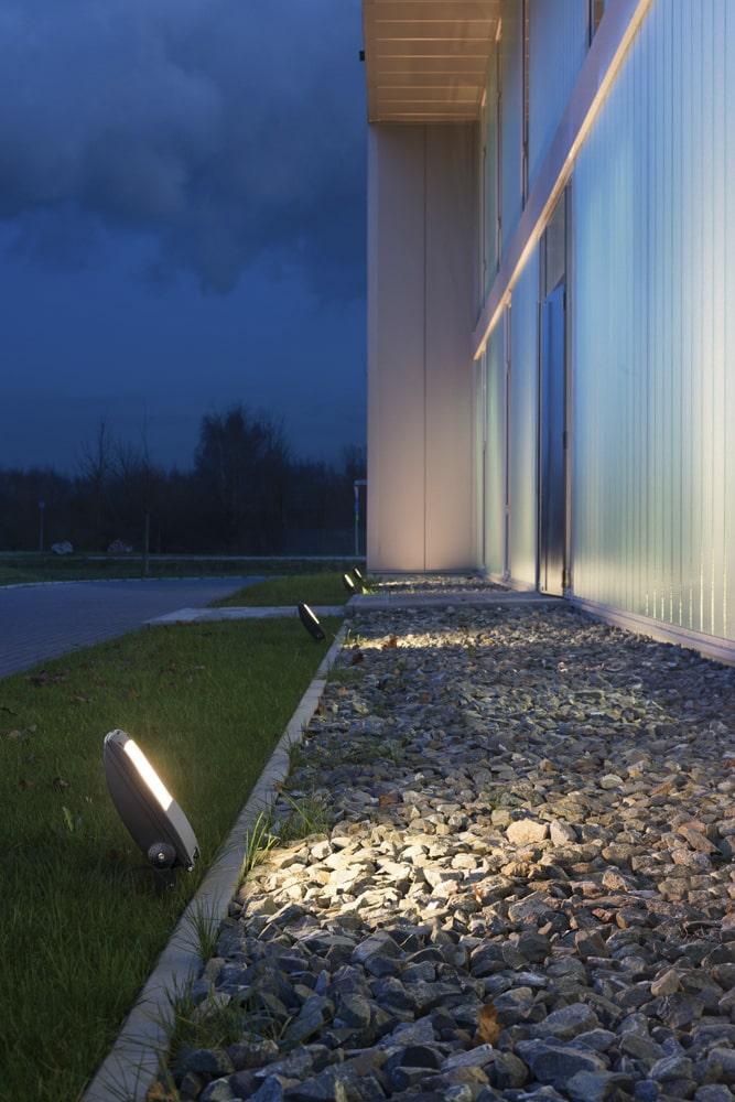 Наружное и ландшафтное освещение в Женеве