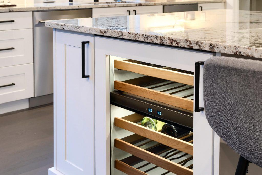 Installation d'un réfrigérateur à Genève